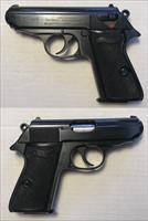 Walther/Interarms Model PPK/S  blue .380