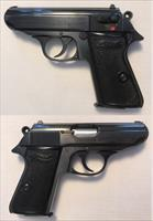 German Walther PPK/S 9mmK (.380acp) Mfg. 1979