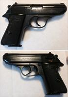 German Walther PPK/S 9mmK (.380)