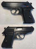 Walther / Interarms Blue PPK 9mmK (.380acp)
