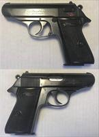 German Walther PPK/S 7.65mm (.32acp) Mfg. 1971