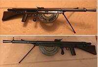 Chauchat live MG C&R