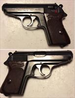 Walther PPK 9mm (.380acp) pre war