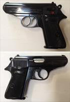 German Walther PPK/S 9mmK (.380acp)