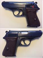 German Walther PPK .22LR C&R Pre 1946