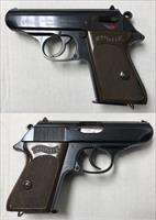 German Walther PPK 7.65mm (.32acp) MFG. 1966C&R