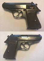 German Walther PPK 7.65mm (.32acp) Mfg. 1968