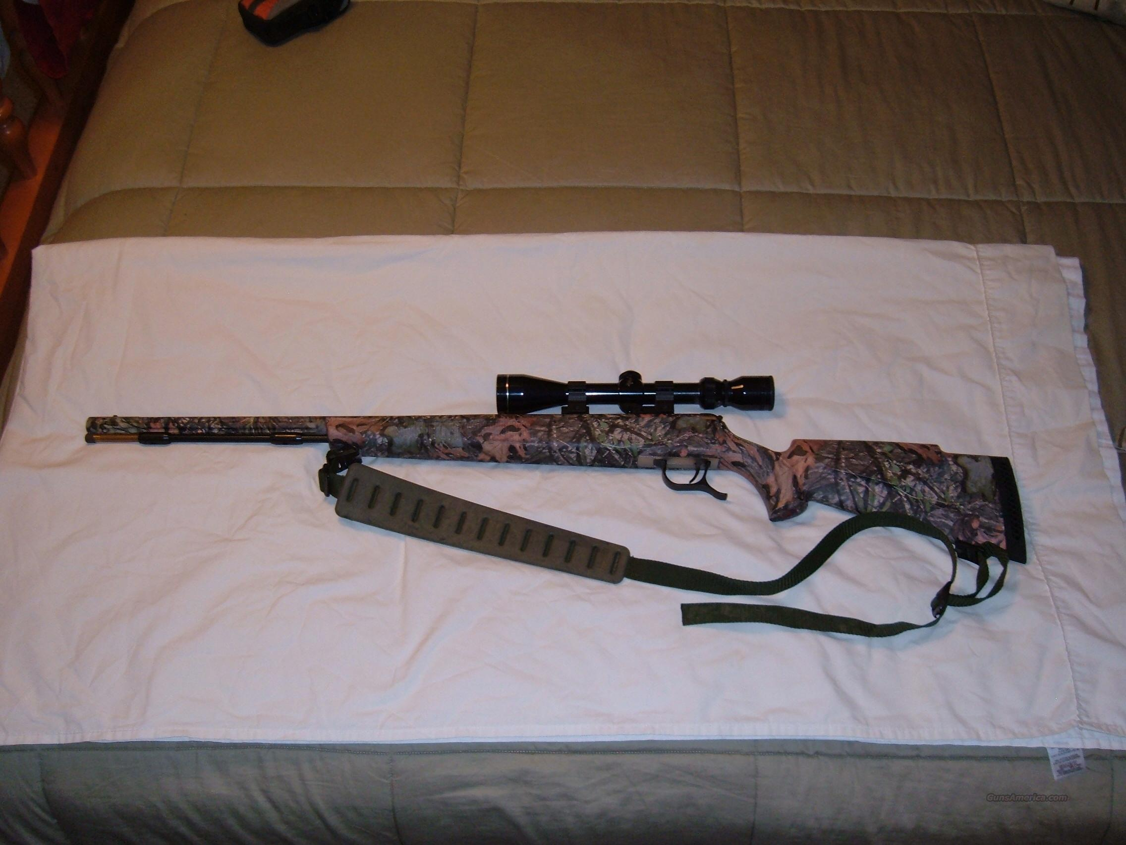 winchester 50 cal muzzleloader for sale