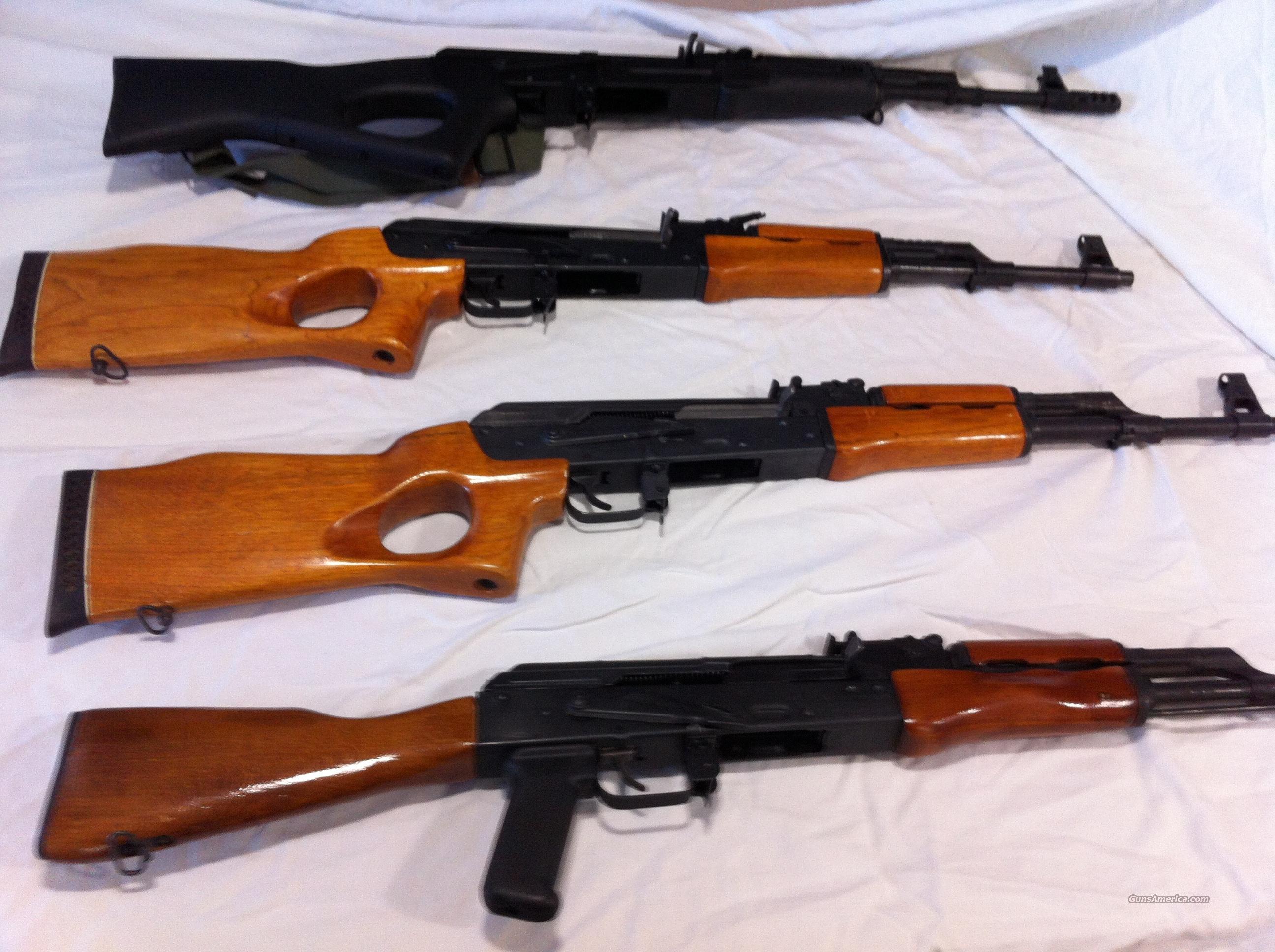 AK 47 Romanian AK47 SAR-1 7 62x39 caliber  Assault Weapn ban, SKS