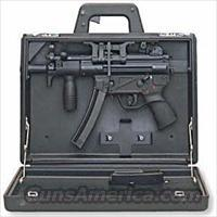 MP5 CA94 9MM HK MP5 SBR Special Weapons Vector COHARIE ARMS PDW CLONE, TACTICAL VERSION; VECTOR SW MKE,Operational MP5 Briefcase Optional