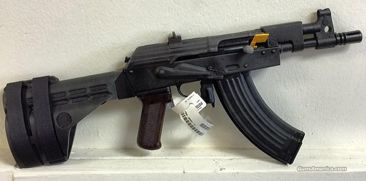Micro Draco AK-47 Pistol SBR (No Tax Stamp Required) NIB RARE