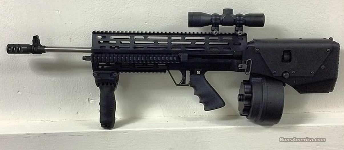 Springfield M1A Juggernaut Bullpup Krieger M1 3... for sale M14 Bullpup