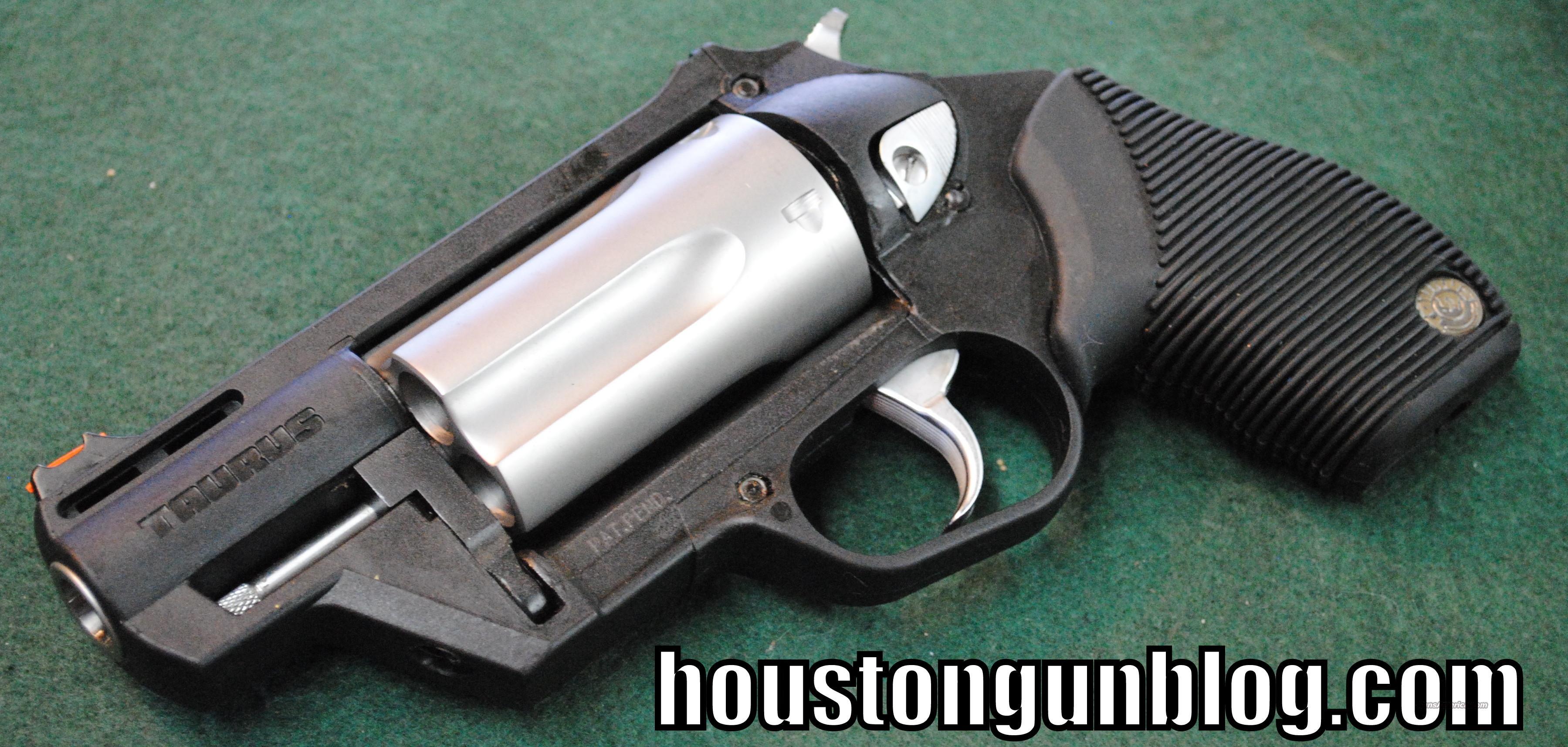 Taurus Poly Public Defender Polymer Titanium Cylinder 410 45LC NIB Judge