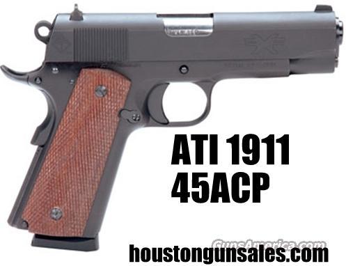American Tactical Gfx 45 Gi 1911 45acp Nib For Sale