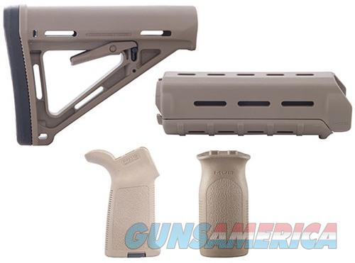 Magpul Moe 4 Piece Furniture Kit Fde
