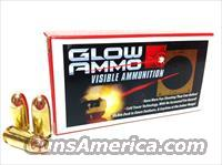 Glow Ammo Visible Ammunition 50 Rds 45ACP 230gr RN