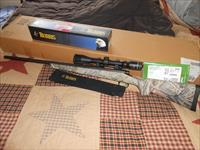 Remington 700 ADL Varmint w/Burris Signature Series Scope