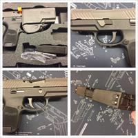 Sig Sauer P320 Sub Compact (Unfired)