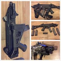 CZ Scorpion Evo 3 S1 Pistol - Unfired, SB Folding Brace and lots of extras. Mags, Light, Sling.