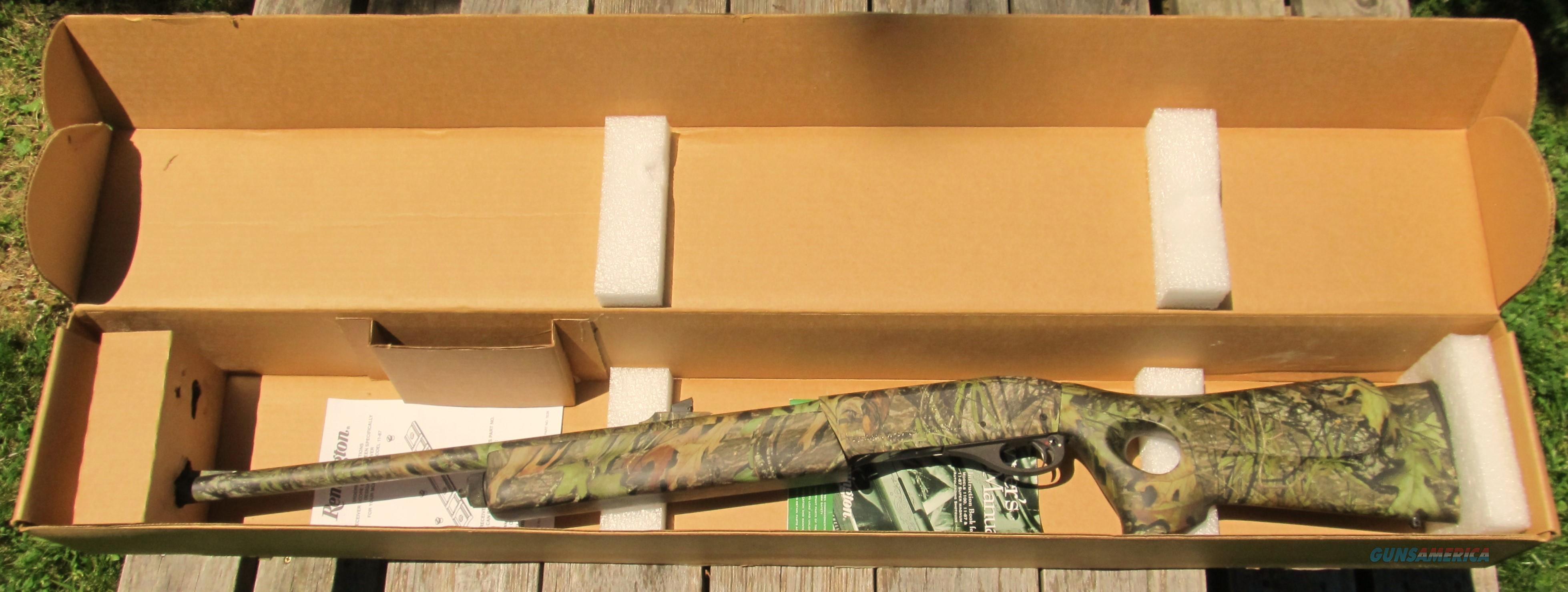 NIB Remington 11-87 Super Mag, 23
