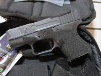Agency Arms Glock 26 Gen4 9mm 10+1 Hybrid Special Full Build NIB G26 Gen 4 In Stock No CC Fees RARE RMR cut Agency Gray Cerakote