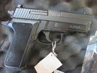 Sig Sauer P229 9mm 13+1 FACTORY CERTIFIED USED EXCELLENT CONDITION P229R 2 mags No CC Fees