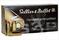 1000 round Case Sellier & Bellot  10mm 180gr. FMJ Ammunition Factory New S&B SB10A