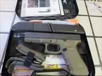 Glock 17 Gen4 MOS FDE Frame 17+1 G17 NIB SALE PRICE No CC Fees 3 mags Optics Ready