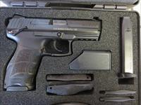 H&K P30S V3S NIB .40 13+1 DA/SA w/ Safety and Decocker 2 mags M734003S-A5 P30 SALE PRICE HK