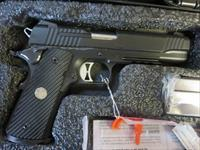Sig Sauer 1911R 9mm Tacops 1911TR-9-TACOPS Night Sights 4 magazines 1911 Magwell Ambi SALE PRICE