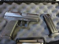 Heckler & Koch HK USP9 Compact 9mm 13+1 2 mags USED EXCELLENT CONDITION USP9C