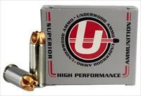 200 round Case Underwood Xtreme Defender .44Spl 125gr. Ammunition .44 Special 1250fps