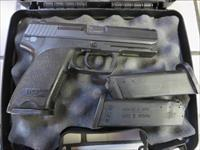 Heckler & Koch HK USP USP40 USED G-VG .40 3 mags 13+1 LEM Dim Night Sights