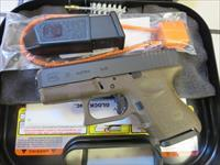 Glock 26 Gen 3 FDE Frame 9mm NIB 10+1 SALE PRICE G26 Gen3 No CC Fees
