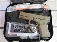 Glock 19 RTF2 Vickers Tactical 9mm 15+1 Full FDE Consecutive Serial #'s Available G19 PT1950004DE
