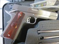 Springfield Armory Loaded Stainless 1911 PX9151L NIB .45acp 7+1 3 mags !! SALE PRICE