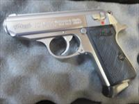Walther PPK/S 380 4796004 7+1 3.3