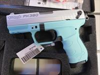 Walther PK380 Angel Blue 380 NIB 8+1 505.03.25
