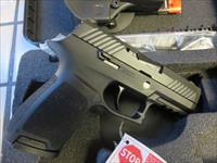 "Sig Sauer P320 Compact 9mm 15+1 3.9"" P320C 320C-9-BSS Tritium Night Sights SALE No CC Fees"