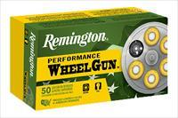 500 round Case Remington .45LC Performance Wheel-Gun 250gr. LRN Ammunition MADE IN USA 22340 .45 Colt
