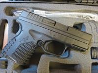 "Springfield Armory XD-S .40 3.3"" XDS93340BE NIB XDS 4 Mags !! Sale !! No CC Fees Extra Mags !!"