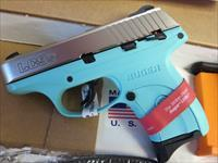 Ruger LC9s 9mm Turquoise / Nickel TALO Special Edition 3263 NIB SALE PRICE 7+1 No CC Fees