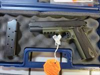 Colt O1980RG Rail Gun .45 Army Green / Black NIB SALE PRICE 3 mags