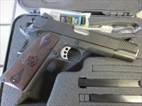 Springfield Armory Loaded Parkerized 1911 PX9109L NIB .45acp 5