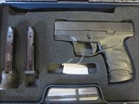 Walther PPS M2 9mm LE Version 3 mags NIB Night Sights 2807696 Clearance Price !!