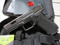 Agency Arms Glock 17 Gen4 9mm 17+1 Urban Combat Full Build NIB G17 Gen 4 In Stock No CC Fees RARE RMR cut
