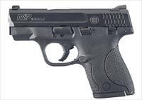 Smith and Wesson M&P9 Shield 9mm NIB 180021 With Manual Thumb Safety 3 mags !! SALE No CC Fees Extra Mag !