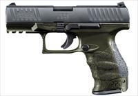 Walther PPQ M2 9mm OD GREEN 15+1 NIB $100 Factory Rebate 2819252 SALE PRICE No CC Fees