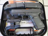 Glock 19C Gen4 9mm 15+1 3 mags Compensated G19C Comp NIB SALE PRICE