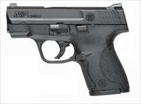 Smith & Wesson M&P9 Shield 10035 No Thumb Safety 9mm 2 mags ! SALE w/extra mag NO CC FEES